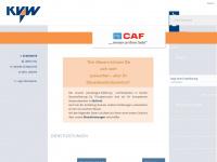kvwservice.eu Webseite Vorschau