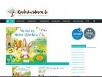 kinderbuchlesen.de Webseite Vorschau