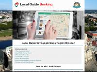 localguidebooking.com Webseite Vorschau