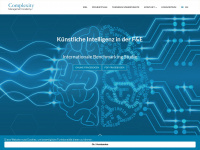 ki-produktentwicklung.com Webseite Vorschau