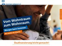 vereinigtevolksbankeg-online.de Webseite Vorschau