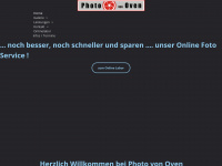 photovonoven-bz.de Webseite Vorschau