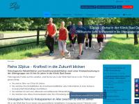 32plus-reha.de Webseite Vorschau