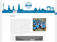 kiel-hilft.de Webseite Vorschau