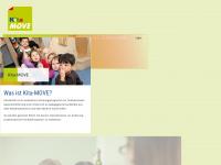 kita-move.de Webseite Vorschau