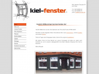 kiel-fenster.de Webseite Vorschau