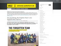 amnesty-paderborn.de Webseite Vorschau