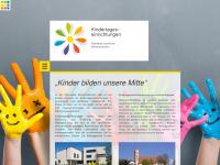 kitas-schemmerhofen.de Webseite Vorschau