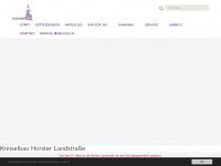 kirchengemeinde-maschen.de Webseite Vorschau