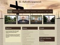 kirchengemeinde-mehren-schoeneberg.de Webseite Vorschau
