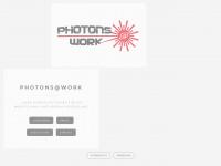 photonsatwork.com Webseite Vorschau