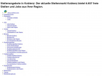 jobs-in-koblenz.com