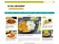 zu-faul-zum-kochen.de Thumbnail