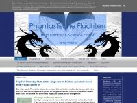 phantastische-fluchten.blogspot.com Webseite Vorschau