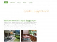 eggerhorn.ch Webseite Vorschau