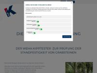 kipptester.com Webseite Vorschau