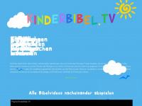kinderbibel.tv Webseite Vorschau