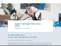 zugerspringkonkurrenz.ch Thumbnail