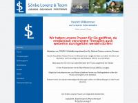 logopaedie-lorenz.com Webseite Vorschau