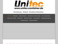 unitec-container.de Thumbnail