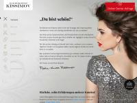 kissimov.com Webseite Vorschau