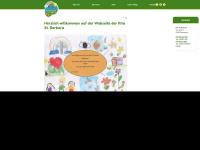 kita-bodenmais.de Webseite Vorschau