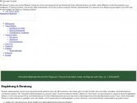 uebergaenge.ch Webseite Vorschau