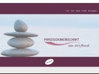 amdorfbach-nottwil.ch Webseite Vorschau