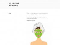 2design-muenster.de Webseite Vorschau