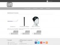 1519-unihockey.ch Webseite Vorschau