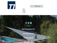 t1outdoor.de Webseite Vorschau