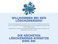 loeschzwerge.at Webseite Vorschau