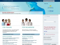 institut-frauengesundheit.org