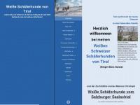 weisse-schaeferhunde-von-tirol.com