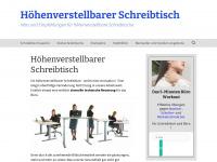 hoehenverstellbarer-schreibtisch-tests.de