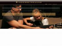 kinderbetreuung-berlin.com Webseite Vorschau