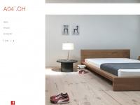 a04.ch Webseite Vorschau