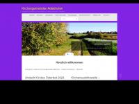 kirchengemeinden-adelshofen.info Webseite Vorschau