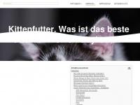 kittenfutter.de Webseite Vorschau