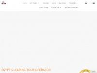 deluxetravelegypt.com Webseite Vorschau