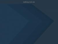 walking-mom.de Webseite Vorschau