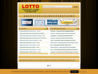 lottoannahmestellen-onlinelotto.de Webseite Vorschau