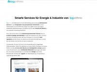 logarithmo.de Webseite Vorschau