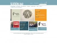 silkeborgbad.dk Webseite Vorschau