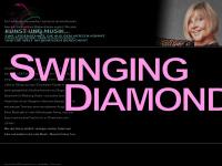 swinging-diamond.com Webseite Vorschau