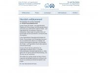kinderpneumologie-derichs.de Webseite Vorschau