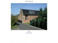 kitschburg.de Webseite Vorschau