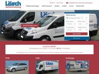 Loesch-autovermietung.de