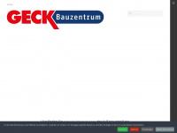 Geck-bauzentrum.de
