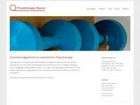 physiotherapieoberwil-bl.ch Webseite Vorschau